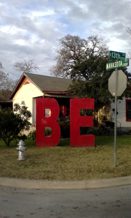 BE sign 011716