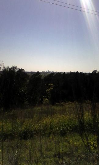 View near Walter Long Lake.