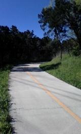 Southern Walnut Creek Trail up.