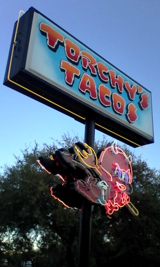 Damn fine tacos that I didn't eat.
