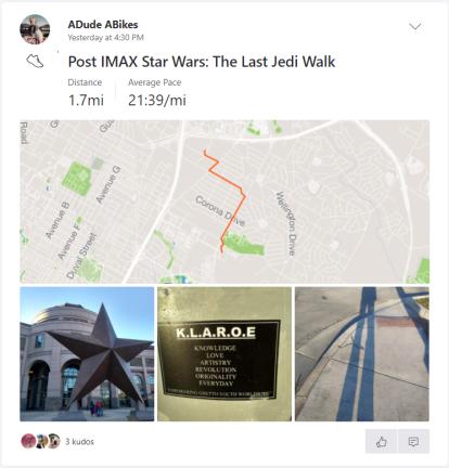 01418 Post IMAZ Star Wars Walk