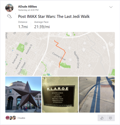 01418 Post IMAZ Star Wars Walk
