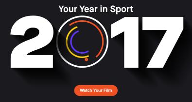 A Dude Abike's Year in Sport 2017