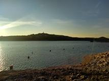 Lake Travis.