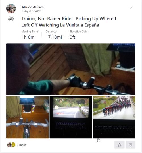 Trainer Ride 022218