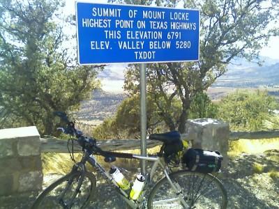 DW 01-Jan Bike at Mt Locke