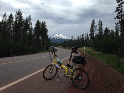 DW Bike Friday at Mt Bachelor - 2014