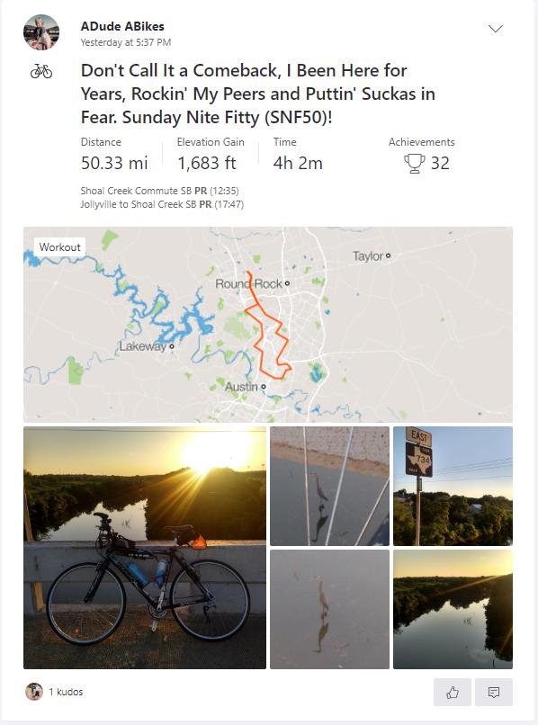 050618 50-MILE RIDE