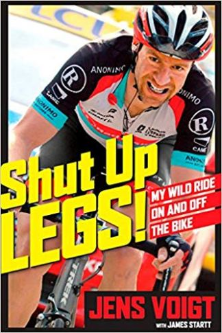 shut up legs book