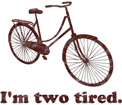 two-tired