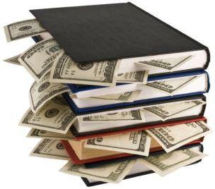 book money