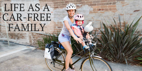 life-as-a car free family