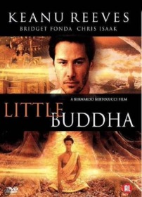 For a slightly goofy but kind of beautiful film about Buddhism, check out this Bernardo Bertolucci movie